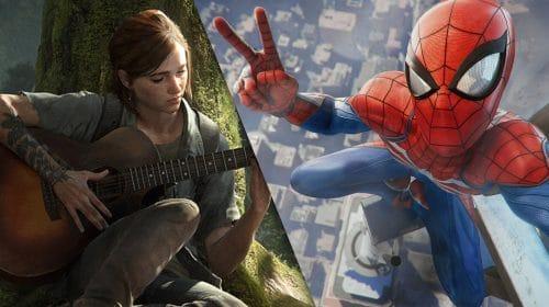 The Last of Us 2 teve mais pré-vendas que Marvel's Spider-Man, revela Sony