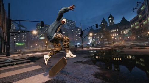 Veja as reações dos fãs com o anúncio de Tony Hawk's Pro Skater 1+2