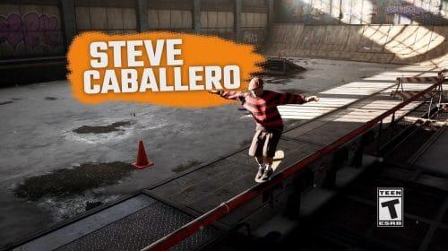 Tony Hawk's Pro Skater 1+2: vídeo traz comentários de Steve Caballero
