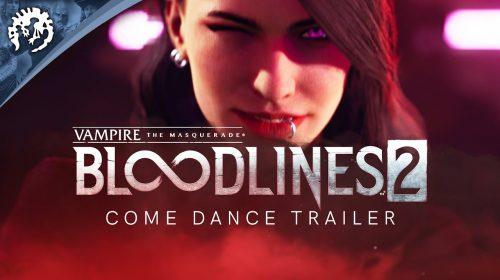 Paradox Interactive confirma Vampire: The Masquerade – Bloodlines 2 para PS5