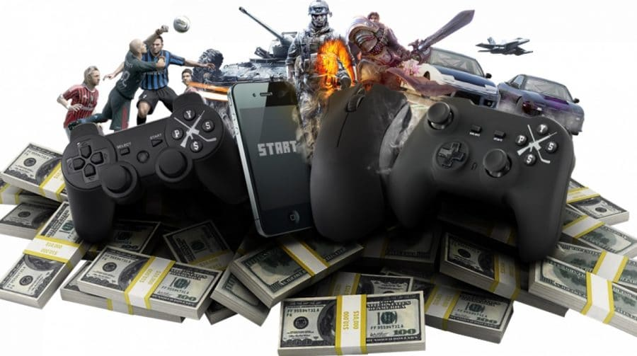 Gastos com videogame nos EUA quebram recorde no 1º trimestre de 2020
