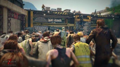 World War Z ganhará novo DLC amanhã (5); Veja detalhes!