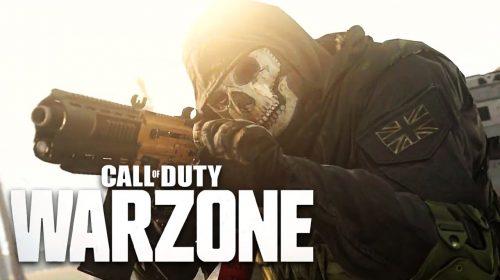 Call of Duty: Warzone ainda não suporta 120 FPS no PS5