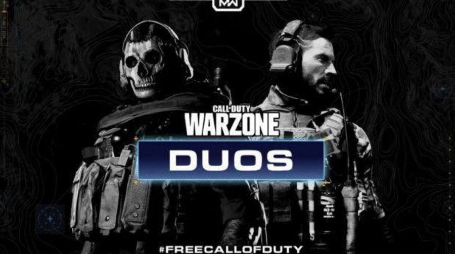 Modo em duplas é adicionado em Call of Duty: Warzone