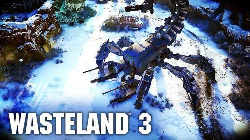 Wasteland 3: vídeo mostra sistema de criação de personagens