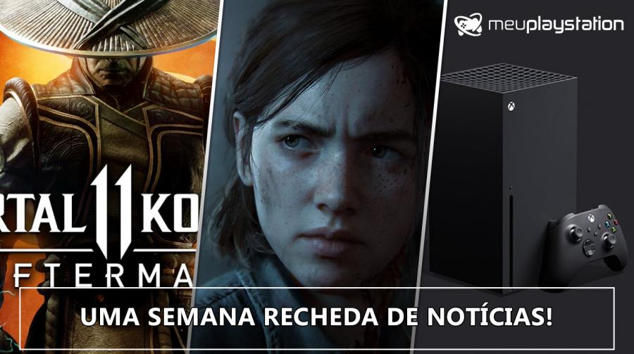 REPLAY: as principais notícias da semana com The Last of Us Part II e Inside Xbox