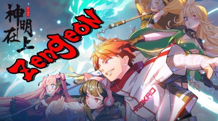 Zengeon, um RPG de ação roguelite, é anunciado para consoles