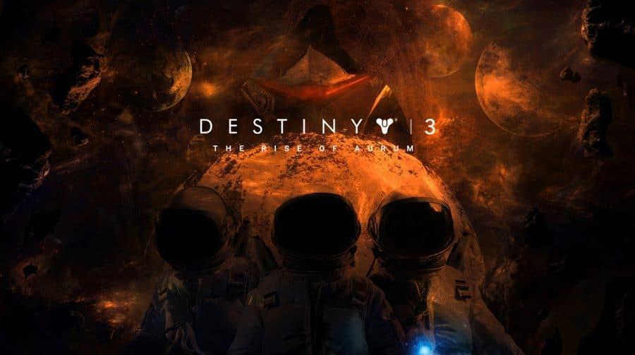 Destiny 3 não deve chegar antes de 2023, sugere Bungie