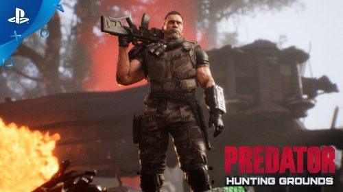 Fãs do filme, diretores de Predator Hunting Grounds celebram chegada de Dutch