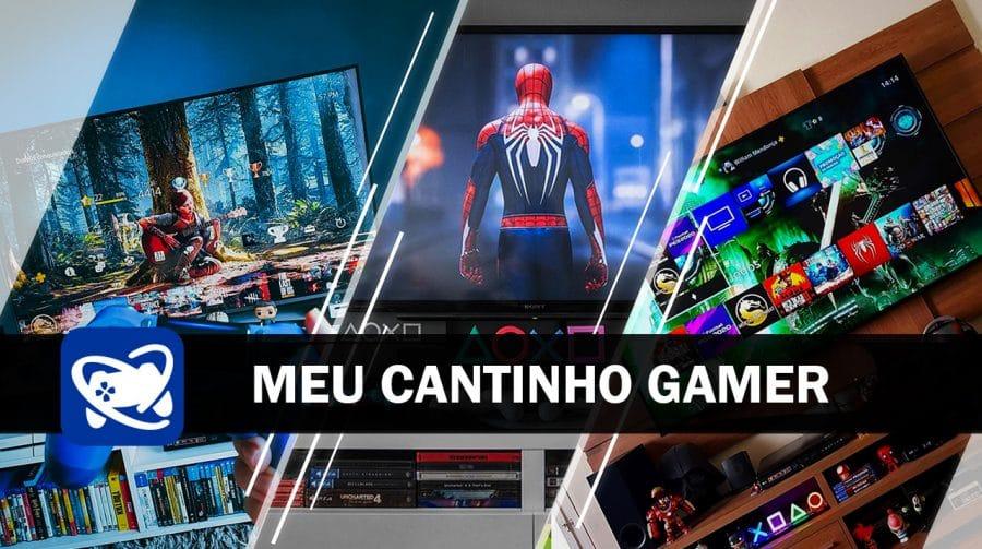 Meu Cantinho Gamer: os gaming rooms mais incríveis da semana!