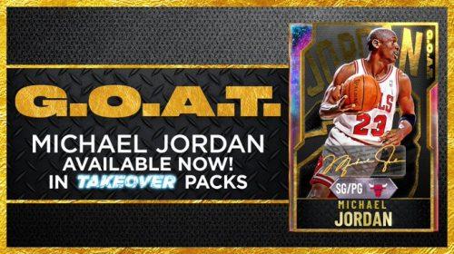 GOAT: NBA 2K20 lança Michael Jordan