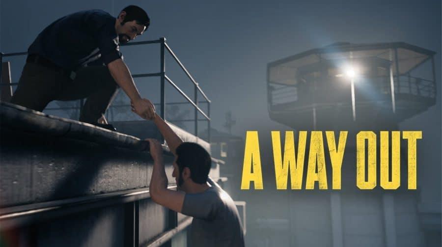 Fu** Oscar! Dev de A Way Out revelará novo jogo na EA Play