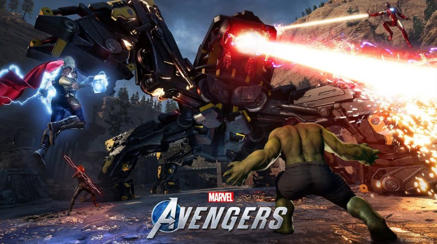 Marvel's Avengers: novos gameplays mostram Vingadores em ação