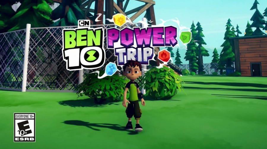 Ben 10: Power Trip é anunciado para PlayStation 4