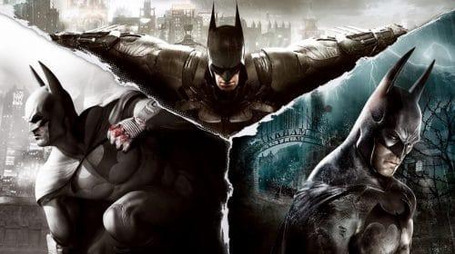 Vem novo Batman por aí? WB Games fará anúncios em agosto