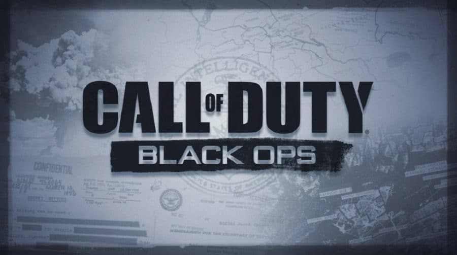 Suposta arte de Call of Duty: Black Ops vaza na internet