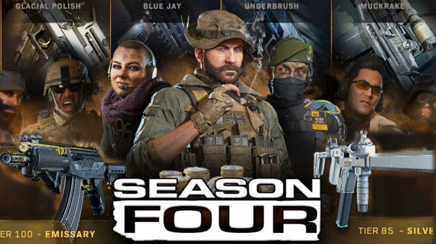 Novo update de Call of Duty Modern Warfare tem 32 GB e os fãs vão à loucura
