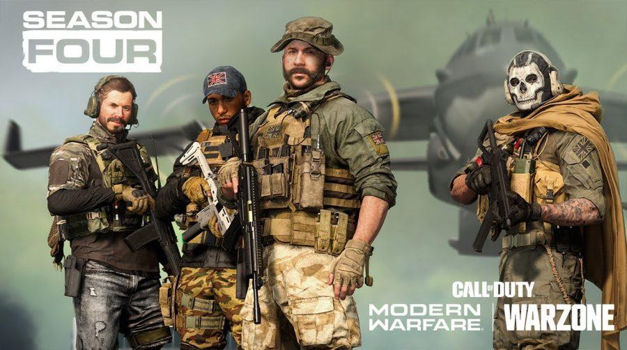 Update de 30 GB para Modern Warfare e Warzone traz mudanças
