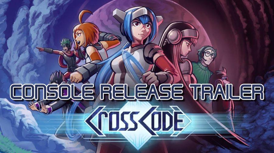 CrossCode chegará ao PS4 em 9 de julho