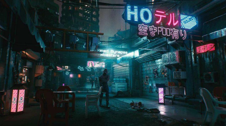 Cyberpunk 2077 promete ser mais bonito do que já foi mostrado
