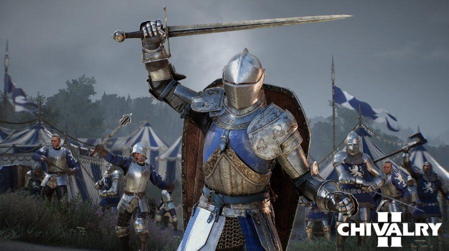 Guerra medieval! Chivalry 2 é anunciado para PS4 e PS5 com trailer sangrento