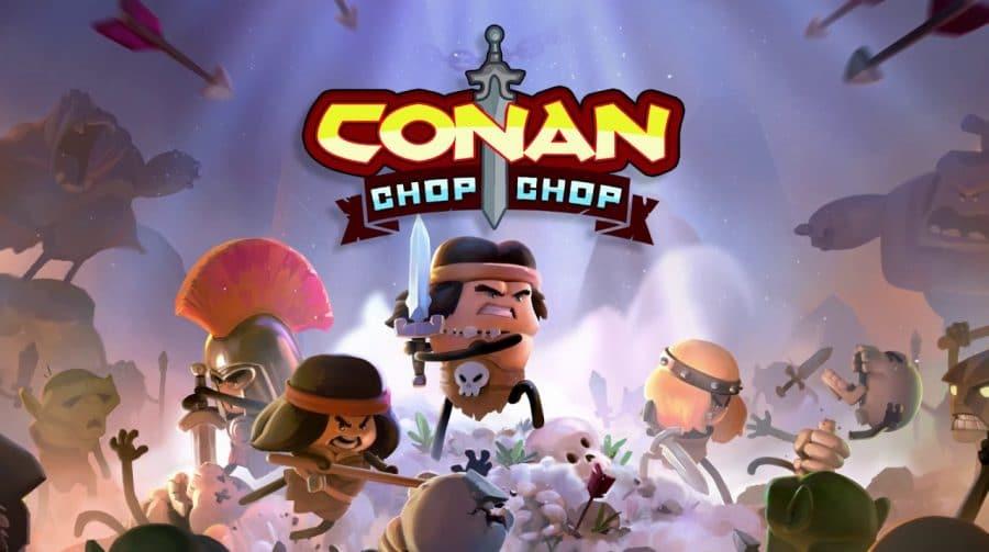 Conan Chop Chop é adiado novamente, mas ainda estreará em 2020
