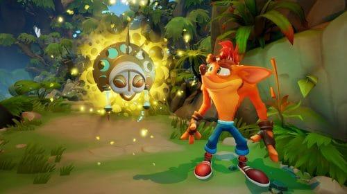 Veja os primeiros gameplays e detalhes de Crash Bandicoot 4: It's About Time