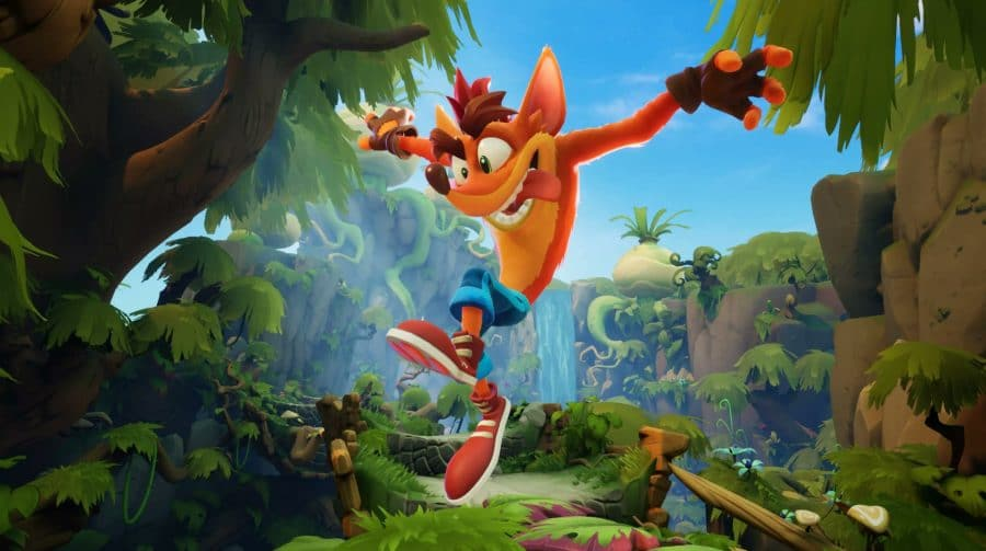 Crash Bandicoot 4: It's About Time terá multiplayer offline