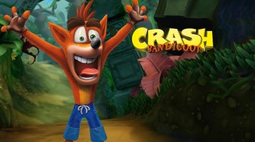 Itens vazados de Crash Bandicoot sugerem anúncio no evento do PS5