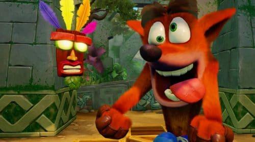 Activision sugere estar próxima de anunciar um novo Crash Bandicoot