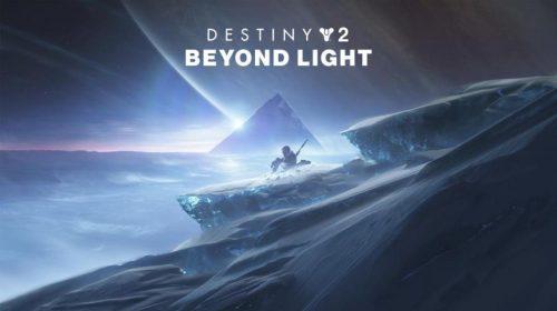 Trailer de Destiny 2: Além da Luz revela que os jogos foram