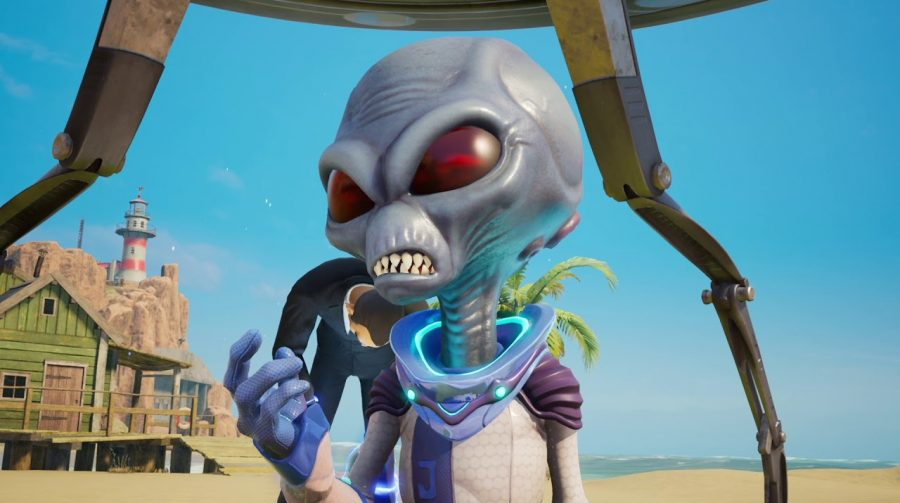 Destroy All Humans! ganha divertido trailer mostrando cidade de Santa Modesta