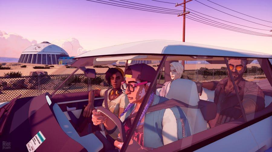 Com foco em narrativa, Dustborn é anunciado para PlayStation 5