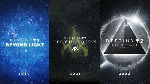 Bungie anuncia nova expansão de Destiny 2: