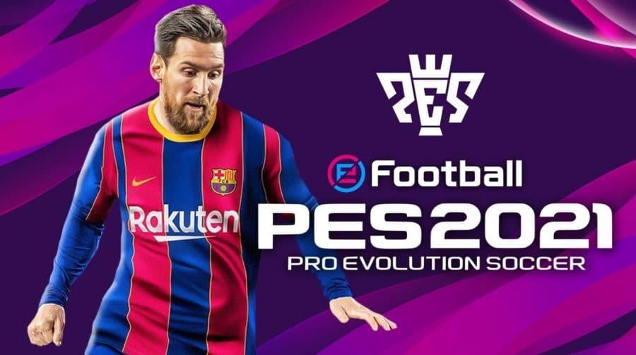 eFootball PES 2021 será apenas um upgrade do 2020 [rumor]