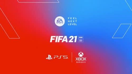 FIFA 21 é anunciado e chega em outubro por R$ 300