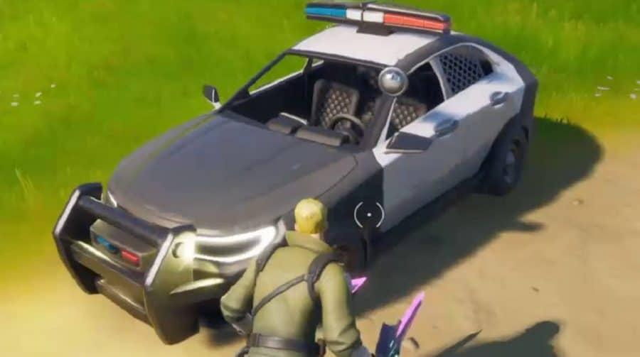 Acabou a patrulha: Epic Games remove carros de polícia de Fortnite