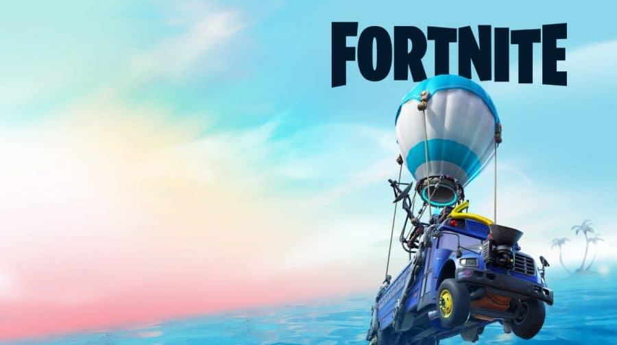 Fortnite: imagem sugere mapa aquático na Temporada 3