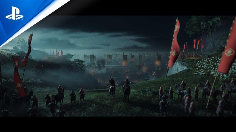 Ghost of Tsushima ganha dois novos trailers em japonês