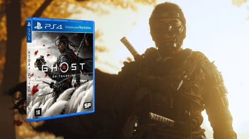 Ghost of Tsushima em promoção na Amazon!