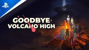 Dinossauro adolescente! Goodbye Volcano High chega no PS5 em 2021