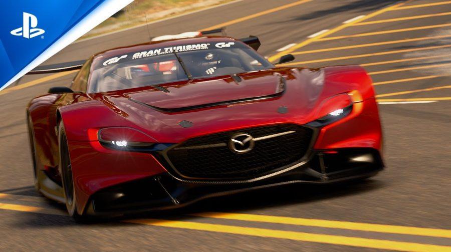 Propaganda da PlayStation sugere que Gran Turismo 7 chegará em 2021