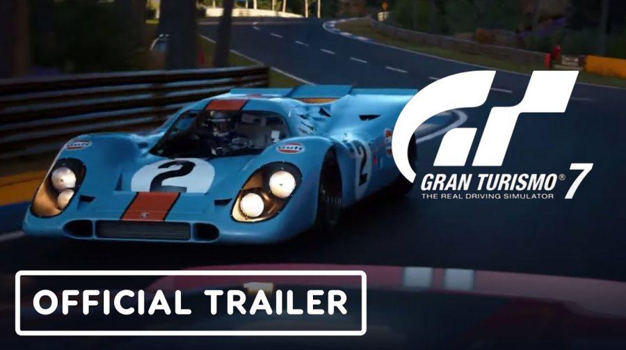 Gran Turismo 7 usará recursos do PS5 como áudio 3D e feedback háptico do DualSense