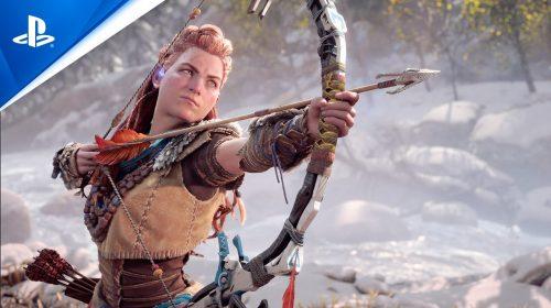 VEM, ALOY! Sony anuncia Horizon Forbidden West com lindo trailer