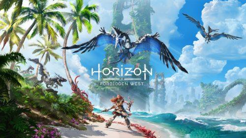 Horizon Forbidden West é o foco total da Guerrilla Games