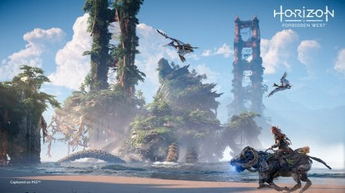 Horizon Forbidden West: Guerrilla publica linda galeria de imagens do game de PS5