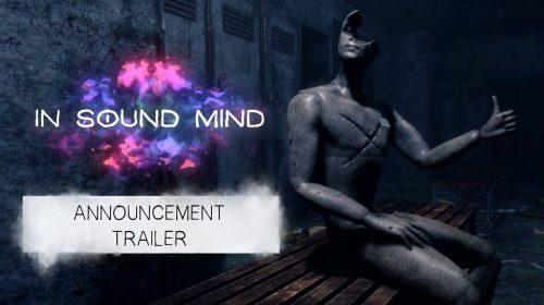 In Sound Mind, jogo de terror, é anunciado para o PS5