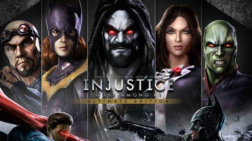Alerta de jogo grátis: Injustice: God Among Us está gratuito na PS Store