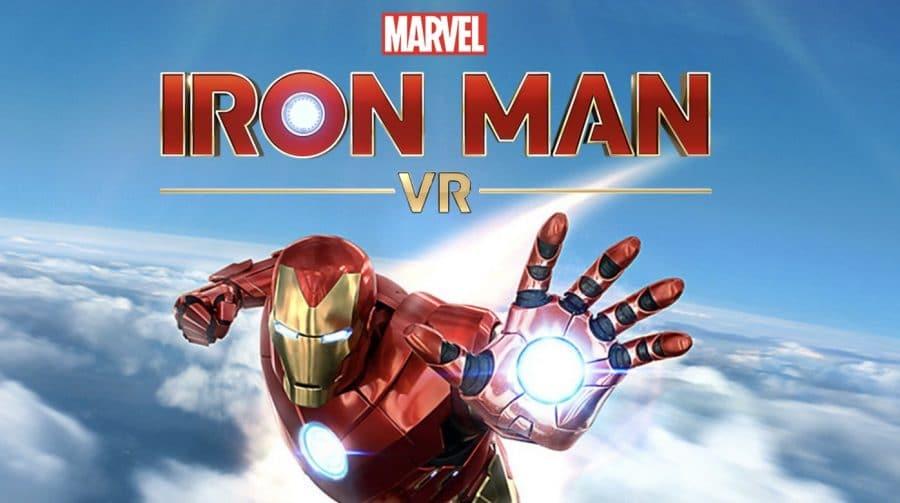 Imersão de Marvel's Iron Man VR promete agradar fãs
