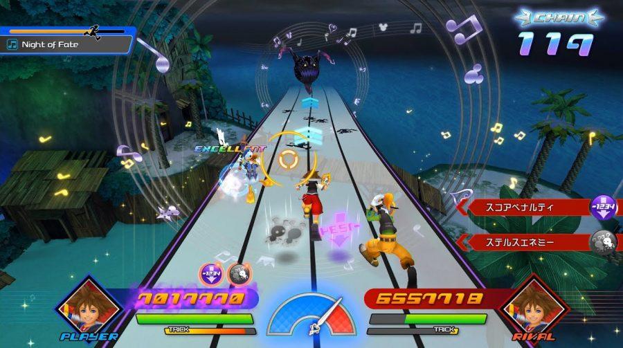 Square Enix anuncia Kingdom Hearts: Melody of Memory para PS4
